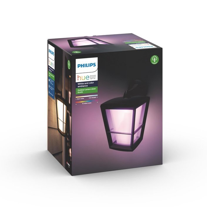Philips Hue Outdoor Econic Down muurlamp