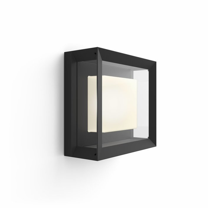Philips Hue Outdoor Econic Square muurlamp