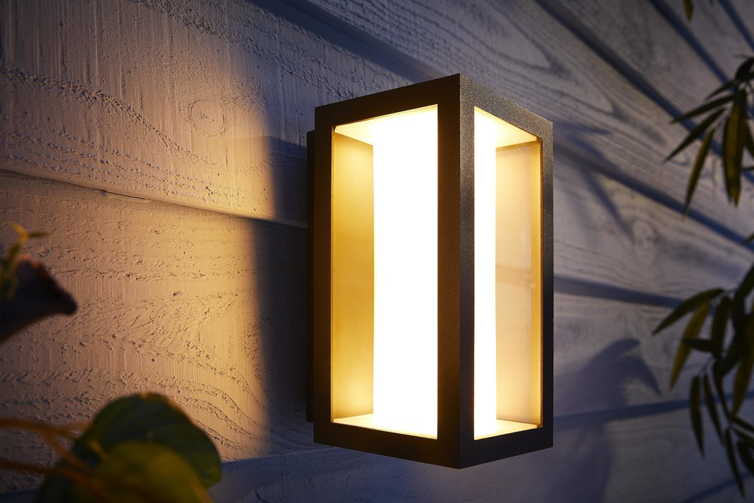 Philips Hue Outdoor Impress Small muurlamp