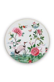Pip Studio Blushing Birds 32cm bord