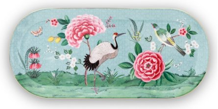 Pip Studio Blushing Birds 33.3x15.5cm Servierschale
