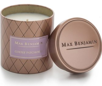 Max Benjamin Coffee Patchouli Coffee Collection Duftkerze