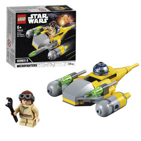 LEGO Star Wars Naboo Starfighter Microfighter - 75223