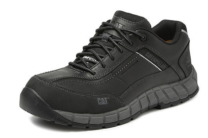 Caterpillar Streamline black work shoes