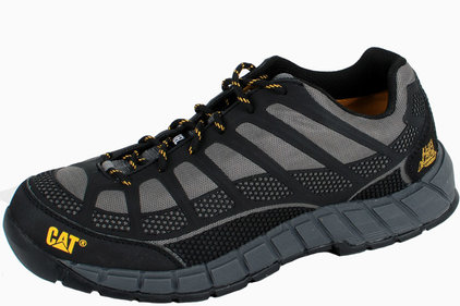 Caterpillar Streamline gray work shoes