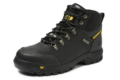 Caterpillar Herren Framework black work shoes