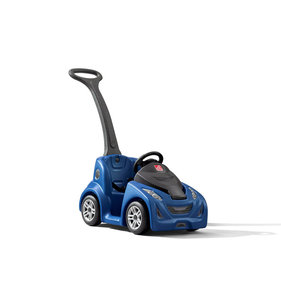 Step2 Push Around Buggy GT loop- en duwwagen blauw