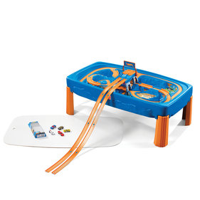 Step2 Hot Wheels Car & Track speeltafel