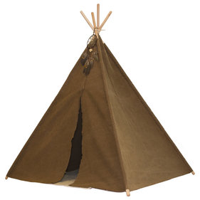 Sunny Indian teepee tent