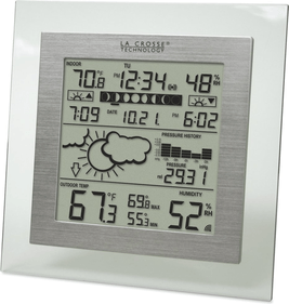 La Crosse WS9257 IT+ weerstation