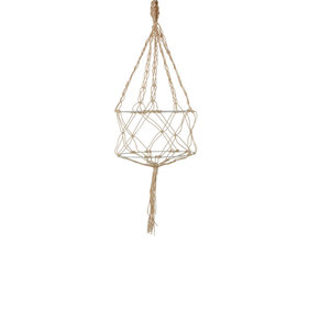 Mica Decorations grote plantenhanger
