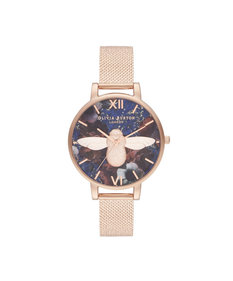 Olivia Burton Big Dial 3D Bee OB16SP11