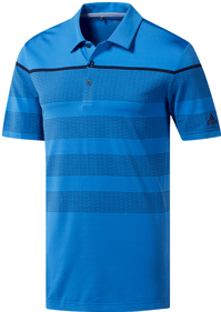 Adidas Ultimate 365 Striped Polo