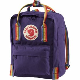 Fjallraven Kånken Rainbow Mini