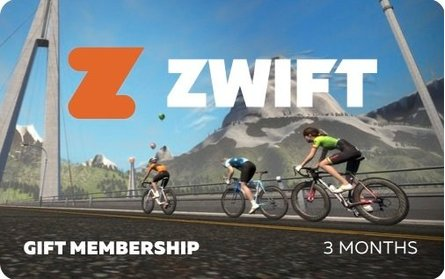 Zwift 3 months Subscription