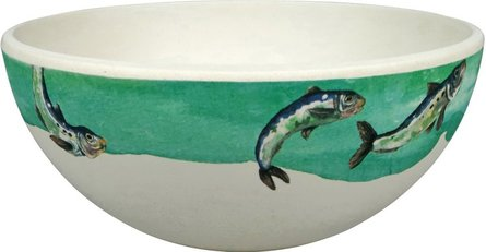 Zuperzozial Aqua small bowl