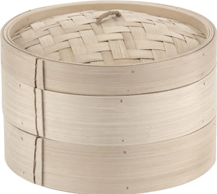 Paderno Bamboo steam basket
