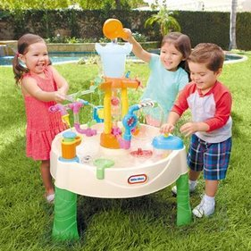Little Tikes Water Tafel Fountain Factory