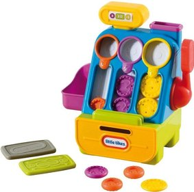 Little Tikes Count and Play Kasse
