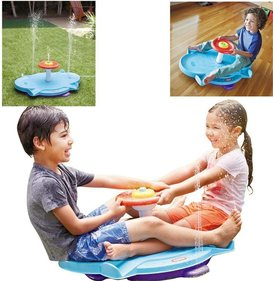 Little Tikes Dual Splash waterspeelgoed