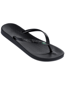 Ipanema Anatomic Brilliant flip flops black