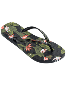 Ipanema I Love Tropical flip flops