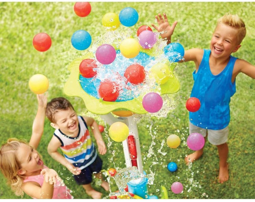 Little Tikes Pop 'n Splash ballenspel