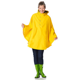 Happy Rainy Days Yade regenponcho