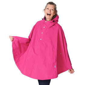 Happy Rainy Days Birgit regenponcho