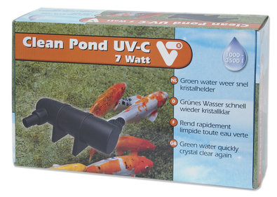 VT Clean Pond UV-C 7 Watt