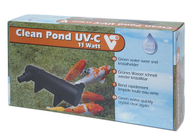 VT Clean Pond UV-C 11 Watt