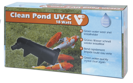 VT Clean Pond UV-C 18 Watt