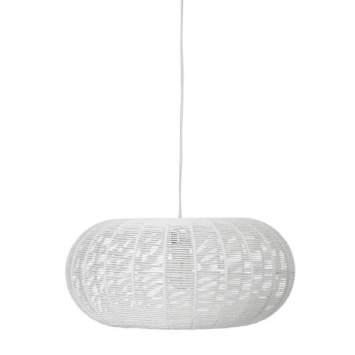 Bloomingville paper hanging lamp