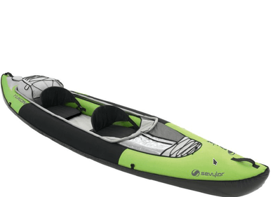 Sevylor Yukon inflatable kayak
