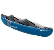 Blow-up canoes