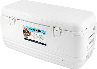 Igloo Quick & Cool 120 large cooler