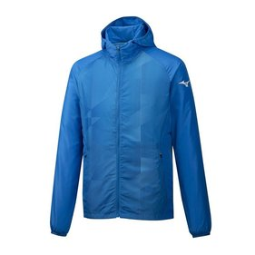 Mizuno Printed Hoody Jacket trainingsjack heren