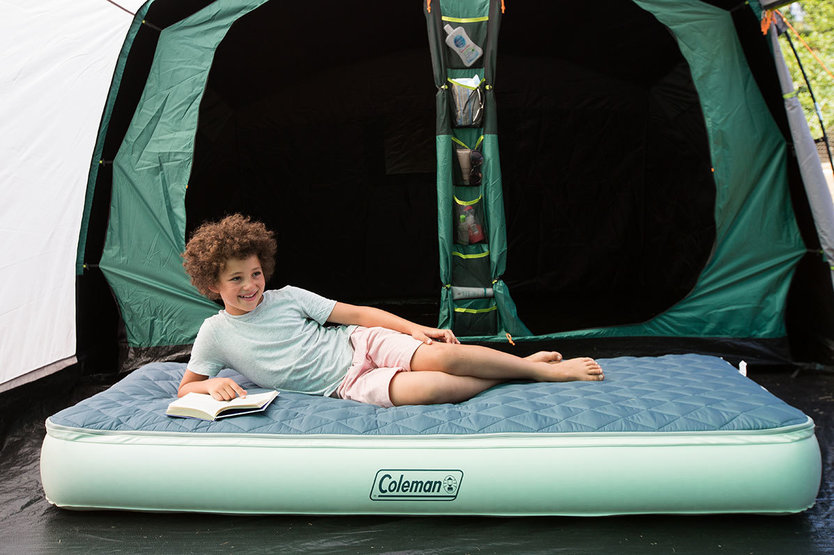 Coleman Insulated Topper Enkelt airbed