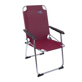 Bo-Camp Chair Copa Rio Classic Ruby