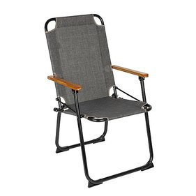 Bo-Camp Urban Outdoor Folding chair Brixton gray
