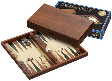 Philos Backgammon Andros medium 34.5x19.5cm