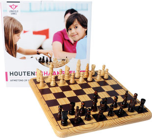 Chess set 30 cm