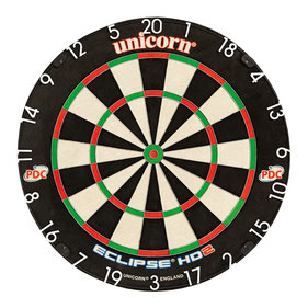 Dartbord Unicorn Eclipse HD2 TV editie