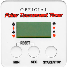 Digitale poker timer