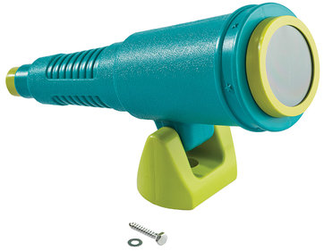 KBT telescoop Star turquiose/lime