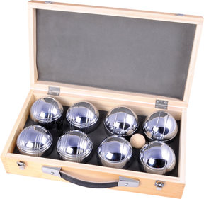 Jeu de Boules set of metal (8 pcs.)