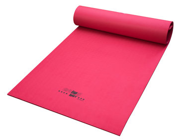 Yoga mat Christopeit red 173 x 61 x 0.4 cm