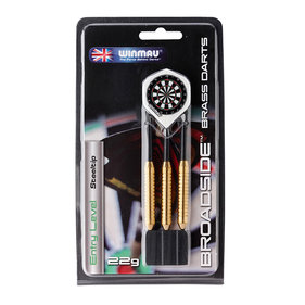 Dart Winmau Broadside mässing 22 gram