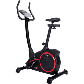 Christopeit exercise bike AL2 II ergometer black