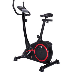 Christopeit exercise bike AL1 II black